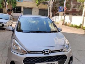 Used 2017 Hyundai i10 MT for sale in Hyderabad