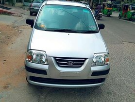 Used 2008 Hyundai Santro Xing GLS MT for sale in Hyderabad