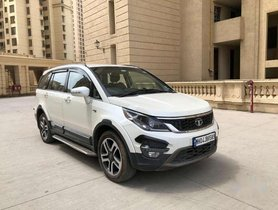 2017 Tata Hexa XTA AT for sale in Thane