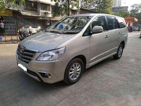 Toyota Innova 2.5 VX BS IV 7 STR, 2014, Diesel AT in Mumbai