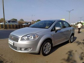 Fiat Linea Emotion 2010 MT for sale in Pune