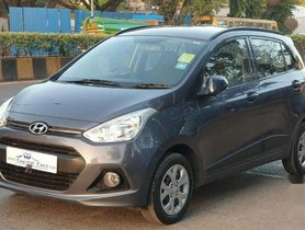Used Hyundai i10 Sportz 1.2 2015 AT for sale in Mumbai