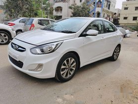 Used 2015 Hyundai Verna 1.6 CRDi SX MT for sale in Visakhapatnam