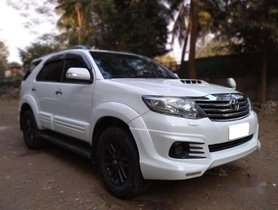 Toyota Fortuner 2.8 4X4 Manual, 2012, Diesel MT for sale in Mumbai