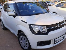 Used Maruti Suzuki Ignis 1.2 Delta 2019 MT for sale in Sangli
