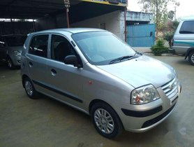 Used Hyundai Santro Xing GL LPG 2012 MT for sale in Erode
