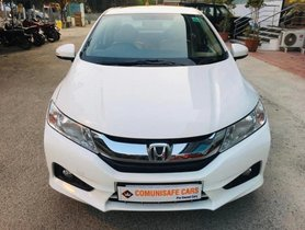 Used Honda City i-VTEC VX 2017 MT for sale in Bangalore