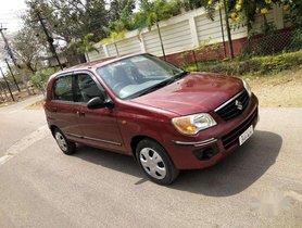 Used 2012 Maruti Suzuki Alto K10 LXI MT for sale in Hyderabad