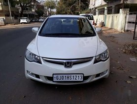 Used 2008 Honda Civic Hybrid AT for sale in Ahmedabad