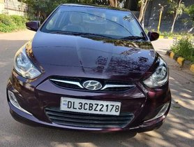 Used Hyundai Verna 1.4 VTVT 2012 MT for sale in Guragon