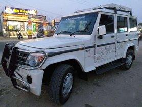 Mahindra Bolero ZLX BS IV, 2016, Diesel MT for sale in Erode