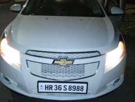 Used 2012 Chevrolet Cruze LTZ AT for sale in Chandigarh