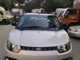 Used 2017 Mahindra KUV100 NXT MT for sale in Thane