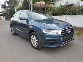 Used 2015 Audi Q3 2012-2015 AT for sale in Coimbatore