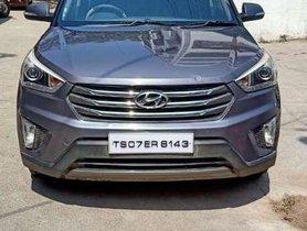 Hyundai Creta 1.6 SX 2015 MT for sale in Hyderabad