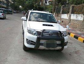 Toyota Fortuner 3.0 4x4 Manual, 2016, Diesel MT for sale in Hyderabad