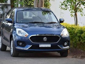 Used 2018 Maruti Suzuki Swift Dzire AT for sale in Coimbatore