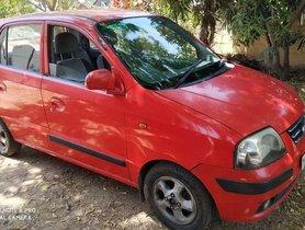Used Hyundai Santro Xing XO 2007 MT for sale in Chennai