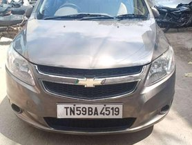 Used Chevrolet Sail 1.2 LS ABS 2013 AT in Coimbatore