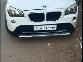 Used BMW X1 sDrive20d Expedition 2012 AT for sale in Ahmedabad