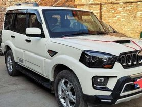 Mahindra Scorpio S10, 2017, Diesel MT for sale in Varanasi