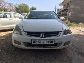 2007 Honda Accord MT for sale in Faridabad