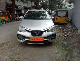 Used Toyota Etios GD 2017 MT for sale in Coimbatore