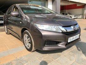 Honda City SV, 2015, Diesel MT for sale in Ahmedabad