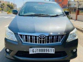 Toyota Innova 2.5 V 8 STR, 2012, Diesel MT for sale in Ahmedabad