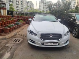 Used Jaguar XJ 2015 AT for sale in Hyderabad