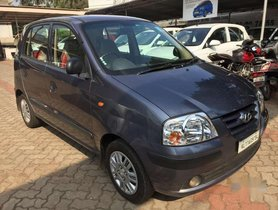Hyundai Santro Xing GLS 2010 MT for sale in Kozhikode