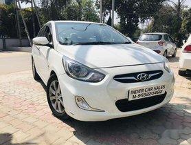 Hyundai Fluidic Verna 1.6 CRDi SX, 2012, Diesel MT in Chandigarh