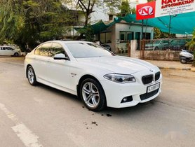 BMW 5 Series 530d M Sport, 2014, Diesel AT in Ahmedabad