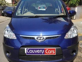 2009 Hyundai i10 Sportz 1.2 MT for sale in Bangalore
