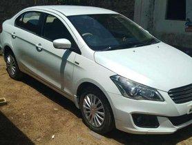 Used 2016 Maruti Suzuki Ciaz MT for sale in Rajahmundry