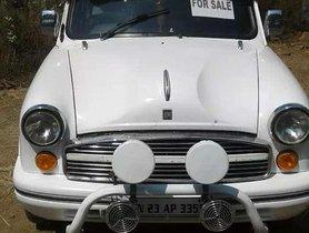 2008 Hindustan Motors Ambassador MT for sale in Vellore