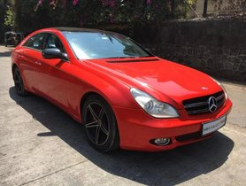 Used 2010 Mercedes Benz CLS AT for sale in Mumbai