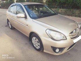 Hyundai Verna Transform VGT CRDi 2010 MT in Bangalore
