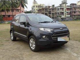 Ford EcoSport 1.5 DV5 Titanium Optional 2014 MT in Kolkata