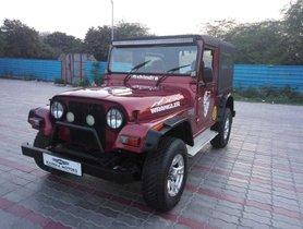 2011 Mahindra Thar DI 4X4 MT for sale in New Delhi
