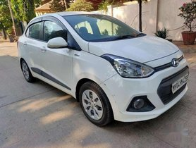 Used Hyundai Xcent 2016 MT for sale in Thane