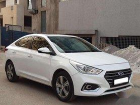 Hyundai Verna 1.6 CRDi SX 2018 AT for sale in Hyderabad