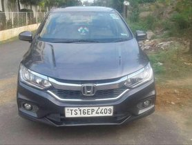 Honda City ZX, 2017, Diesel MT for sale in Hyderabad