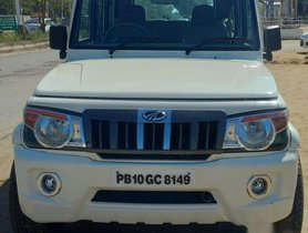 2017 Mahindra Bolero SLE MT for sale in Ludhiana