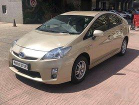 Used 2011 Toyota Prius AT for sale in Mumbai