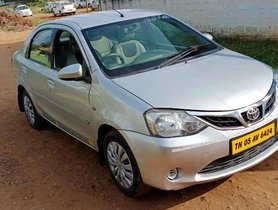 Toyota Etios GD, 2014, Diesel MT for sale in Coimbatore