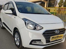 2017 Hyundai Xcent 1.2 CRDi SX MT for sale in Faridabad