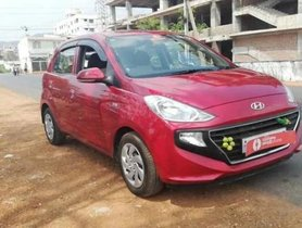 Used 2019 Hyundai Santro Sportz AMT AT for sale in Bangalore