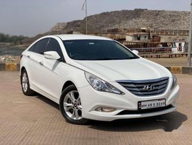 Used 2014 Hyundai Sonata AT for sale in Thane