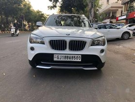Used 2012 BMW X1 sDrive20d AT for sale in Ahmedabad